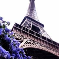 Photo taken at Hôtel Auteuil Tour Eiffel by Tatiana L. on 4/25/2014