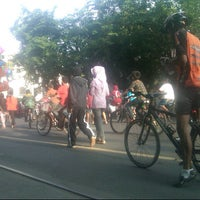 Photo taken at Solo Car Free Day by loeqman- A. on 12/8/2012