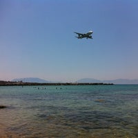 Photo taken at Palermo Airport (PMO) by Ottaviano B. on 7/15/2013