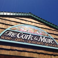 Photo taken at The Cork & More by Barbara B. on 6/28/2014