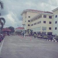 Photo taken at Bangunan Persekutuan Gerik by Fakhrul Z. on 8/1/2013