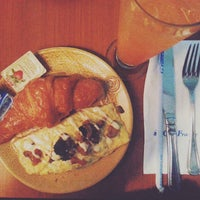 Photo taken at Cafe France by mErv D. on 10/1/2015
