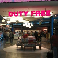 Photo taken at ATÜ Duty Free by Ahmet P. on 7/17/2013