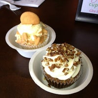 Photo taken at Gigi's Cupcakes by Joie M. on 7/13/2013