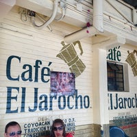 Photo taken at Café El Jarocho by Patricia V. on 7/12/2013