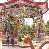 Photo taken at Wat Luang Por Opasee by KhunAom P. on 7/3/2016