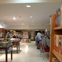 Photo taken at Gramedia by Ronal A. on 2/2/2013