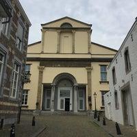 Photo taken at Bestuursgebouw Universiteit Maastricht by Michael v. on 7/8/2016
