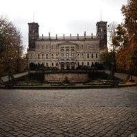 Photo taken at Schloss Albrechtsberg by Marjolein v. on 10/28/2012