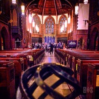 Photo taken at Church of the Holy Trinity (Episcopal) by Kerry C. on 12/7/2014
