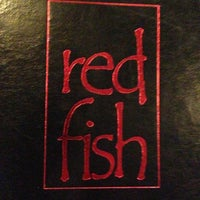 Photo taken at Red Fish by Jacob R. on 7/28/2013