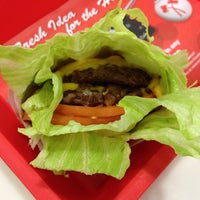Photo taken at In-N-Out Burger by Remil M. on 12/5/2012