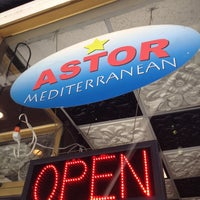 Photo taken at Astor Mediterranean by Milton H. on 6/7/2014