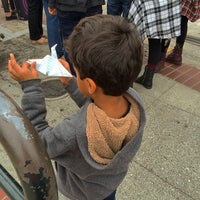 Photo taken at MUNI Bus Stop - Castro & 17th by lynn f. on 7/15/2014