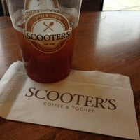 Photo taken at Scooter's Coffeehouse by Robert K. on 3/23/2013