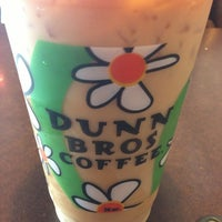 Photo taken at Dunn Bros Coffee by Robert K. on 6/6/2013