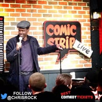 Photo taken at comic strip live by Best Comedy T. on 7/7/2013