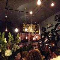 Photo taken at Vinyl Coffee & Wine Bar by Russ L. on 10/6/2012
