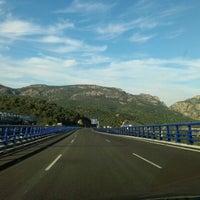 Photo taken at Despeñaperros by Mercodes M. on 1/30/2013