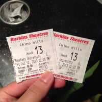 Photo taken at Harkins Theatres Chino Hills 18 by Crystal L. on 7/12/2013