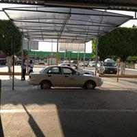 Photo taken at Terminal de Autobuses de Zitacuaro by Luis P. on 8/16/2013