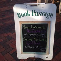 Photo taken at Book Passage Bookstore by Steven W. on 11/22/2014