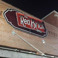 Photo taken at Red Brick Tavern by Joshua D. on 1/30/2016
