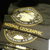 Photo taken at National Geographic Store by Marteyn v. on 4/13/2013
