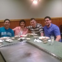 Photo taken at Kyoto Japanese Steakhouse by Jiggy A. on 5/10/2014