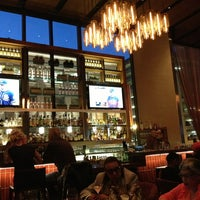 Photo taken at OneUP Restaurant & Lounge by Jade U. on 7/14/2013