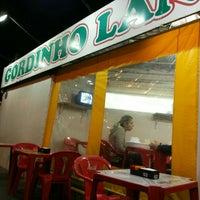 Photo taken at Gordinho Lanches by Edu L. on 7/20/2014