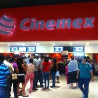 Photo taken at Cinemex by Carlos Manuel P. on 7/10/2013
