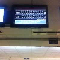 Photo taken at Royal Lanes Bowling Alley by Genevie B. on 7/23/2013