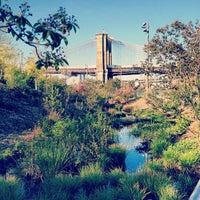 Photo taken at Brooklyn Bridge Park by Edward E. on 5/2/2013