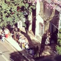 Photo taken at Rua Harmonia by rodrigo f. on 6/14/2013