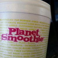 Photo taken at Planet Smoothie by Joseph T. on 7/29/2013