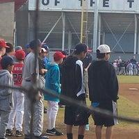 Photo taken at MLB Urban Youth Academy by Alejandra R. on 1/26/2014