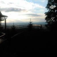 Photo taken at Aberg - Doubská hora by Štěpán P. on 7/23/2015