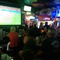 Photo taken at Leo's All-Star Sports Bar & Grill by Fatima M. on 6/22/2014