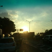 Photo taken at Exit tol curug / bitung by Jethro V. on 7/23/2013