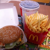 Photo taken at McDonald's by Marina S. on 8/20/2013