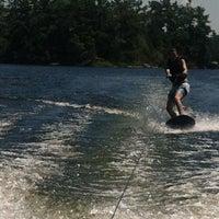 Photo taken at Stoney Lake by John D. on 7/17/2013