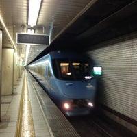 Photo taken at Nijubashimae Station (C10) by Masahiro S. on 6/22/2013