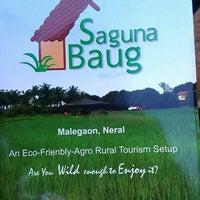 Photo taken at Saguna Baug by Vibha S. on 12/1/2013