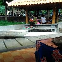 Photo taken at Goa Selomangleng by Bambang H. on 2/2/2014
