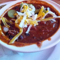 Photo taken at Texas Chili Parlor by Cassie B. on 9/22/2012