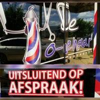Photo taken at De To-venaar - barbershop by Ken P. on 11/5/2015
