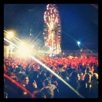 Photo taken at Parque de la Costa by Seb D. on 9/26/2012