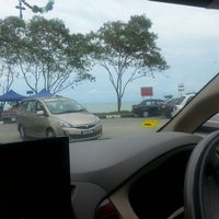 Photo taken at Pasar Ikan Jerudong ('',) by Phranee C. on 7/28/2013
