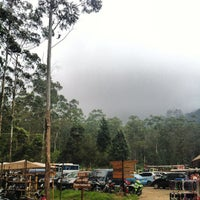 Photo taken at Kawah Putih by Herry P. on 10/27/2012